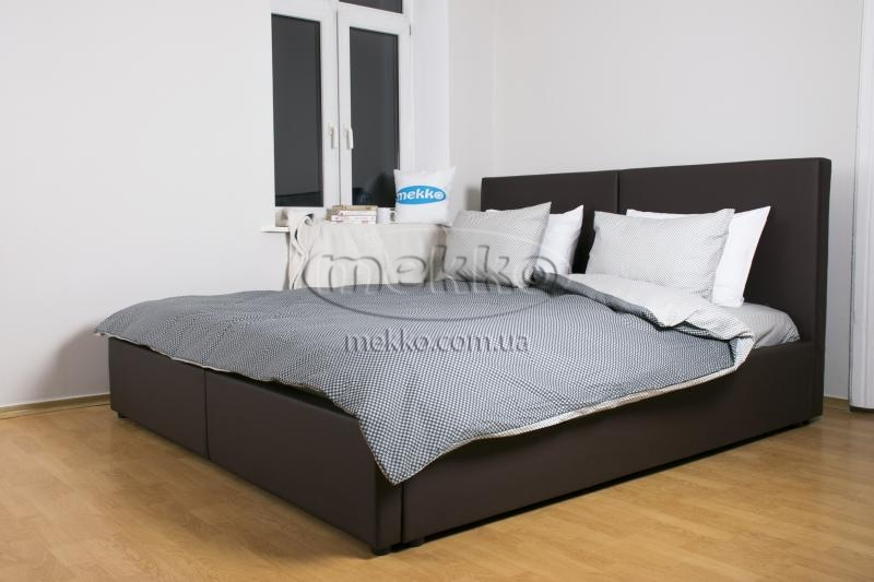 М'яке ліжко Enzo (Ензо) фабрика Мекко  Куп'янськ-7