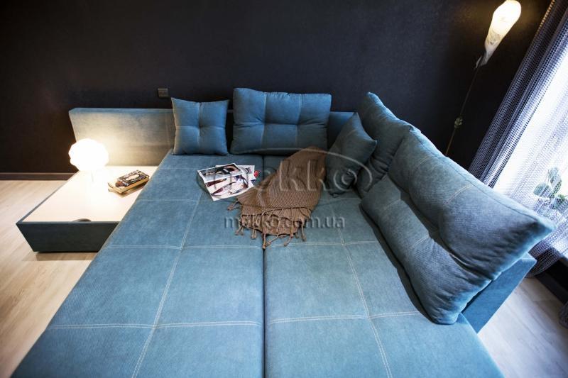 Кутовий диван з поворотним механізмом (Mercury) Меркурій ф-ка Мекко (Ортопедичний) - 3000*2150мм  Куп'янськ-3