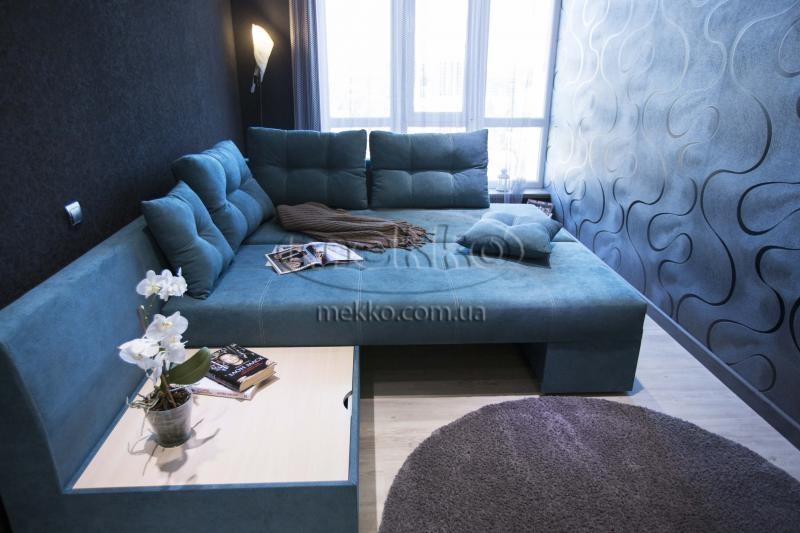 Кутовий диван з поворотним механізмом (Mercury) Меркурій ф-ка Мекко (Ортопедичний) - 3000*2150мм  Куп'янськ-4