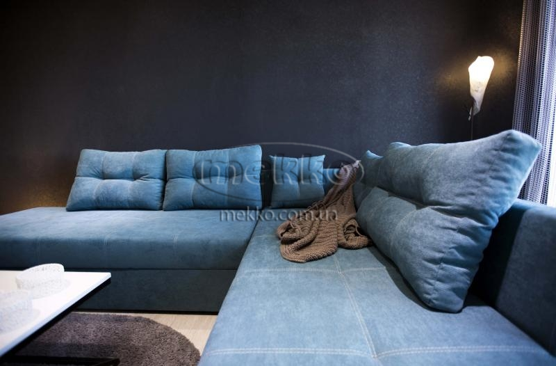 Кутовий диван з поворотним механізмом (Mercury) Меркурій ф-ка Мекко (Ортопедичний) - 3000*2150мм  Куп'янськ-5