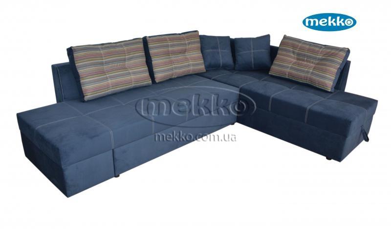 Кутовий диван з поворотним механізмом (Mercury) Меркурій ф-ка Мекко (Ортопедичний) - 3000*2150мм  Куп'янськ-13