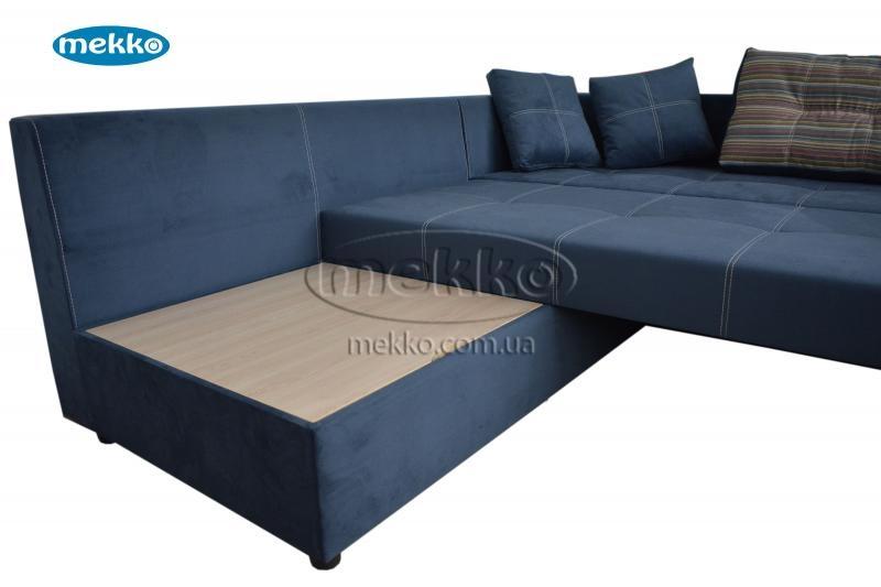 Кутовий диван з поворотним механізмом (Mercury) Меркурій ф-ка Мекко (Ортопедичний) - 3000*2150мм  Куп'янськ-17