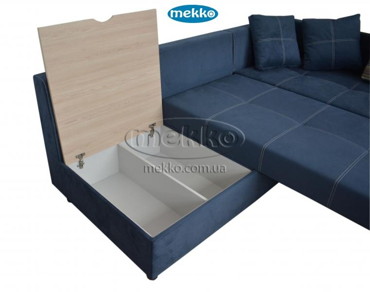 Кутовий диван з поворотним механізмом (Mercury) Меркурій ф-ка Мекко (Ортопедичний) - 3000*2150мм  Куп'янськ-18