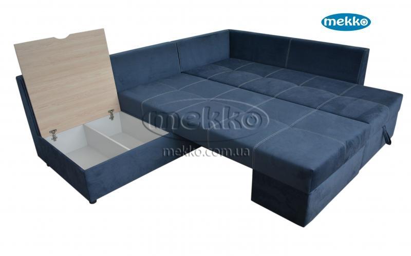 Кутовий диван з поворотним механізмом (Mercury) Меркурій ф-ка Мекко (Ортопедичний) - 3000*2150мм  Куп'янськ-19