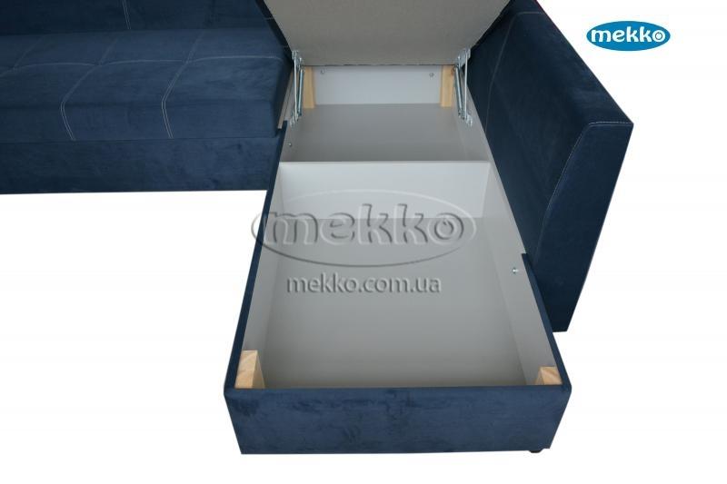 Кутовий диван з поворотним механізмом (Mercury) Меркурій ф-ка Мекко (Ортопедичний) - 3000*2150мм  Куп'янськ-20