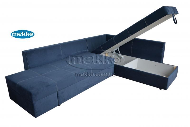 Кутовий диван з поворотним механізмом (Mercury) Меркурій ф-ка Мекко (Ортопедичний) - 3000*2150мм  Куп'янськ-14