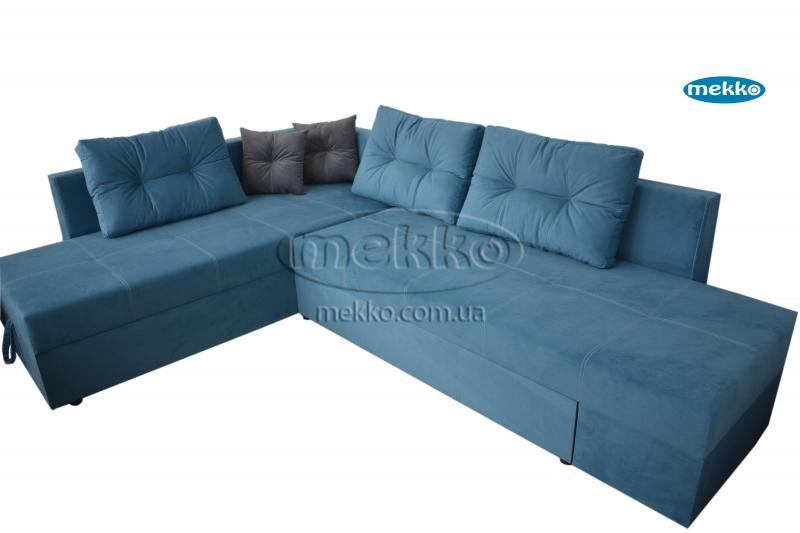 Кутовий диван з поворотним механізмом (Mercury) Меркурій ф-ка Мекко (Ортопедичний) - 3000*2150мм  Куп'янськ-10