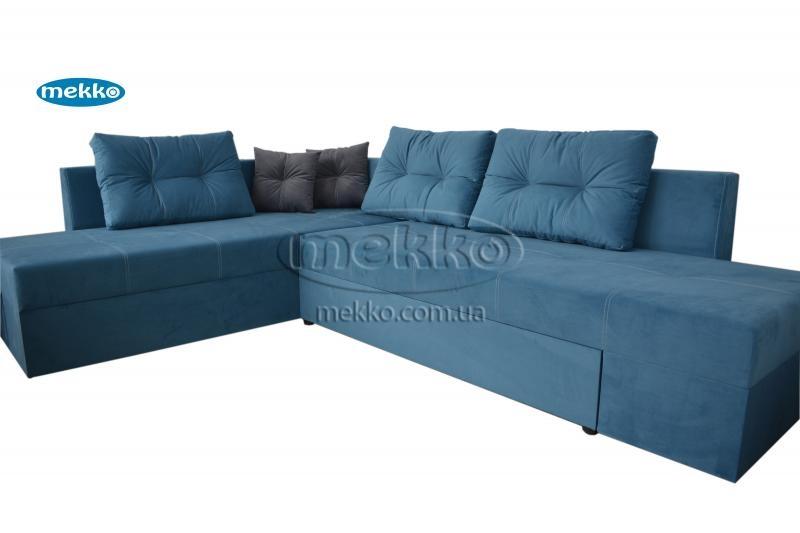 Кутовий диван з поворотним механізмом (Mercury) Меркурій ф-ка Мекко (Ортопедичний) - 3000*2150мм  Куп'янськ-11