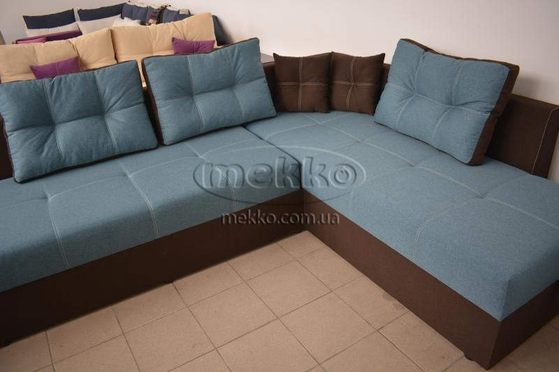 Кутовий диван з поворотним механізмом (Mercury) Меркурій ф-ка Мекко (Ортопедичний) - 3000*2150мм  Куп'янськ-8
