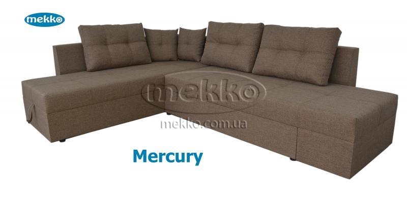 Кутовий диван з поворотним механізмом (Mercury) Меркурій ф-ка Мекко (Ортопедичний) - 3000*2150мм  Куп'янськ-12